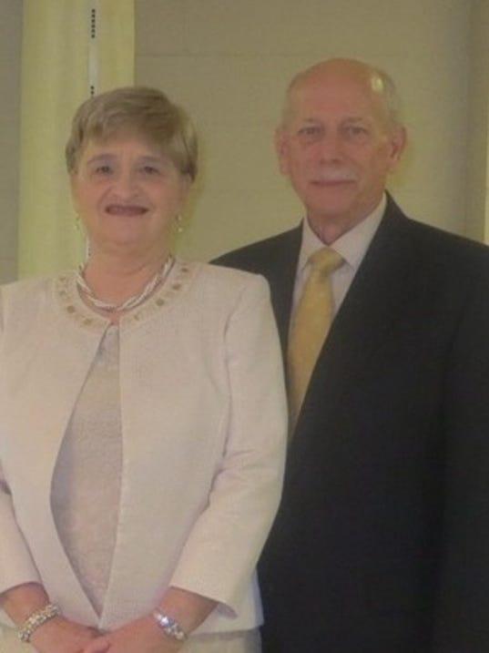 Anniversaries: Bruce & Glenda Buckner