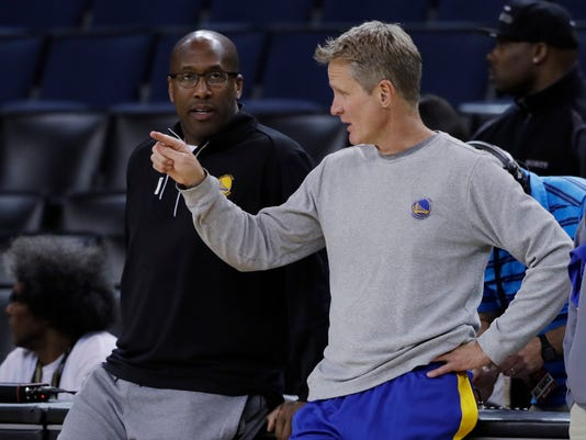 Brown expecting to coach Warriors in Game 1 of NBA Finals c7192dc68
