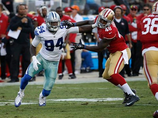 Randy Gregory, Rory Anderson