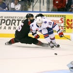 Rodrigues' drive epitomized Amerks' weekend wins