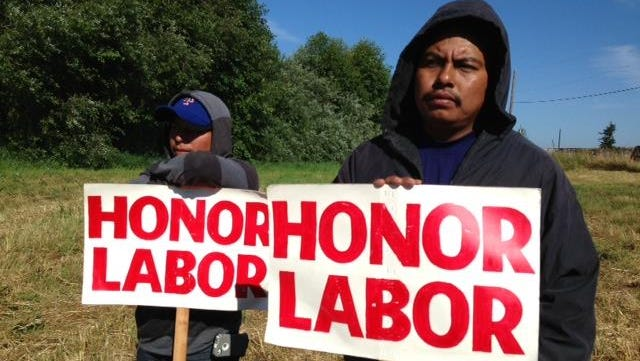Community to Community Development supports and works with immigrant farm workers. Recently the group has helped workers organize over issues that include wage theft.