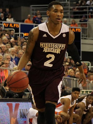 Mississippi State sophomore Demetrius Houston was suspended infinitely the school announced on Tuesday.