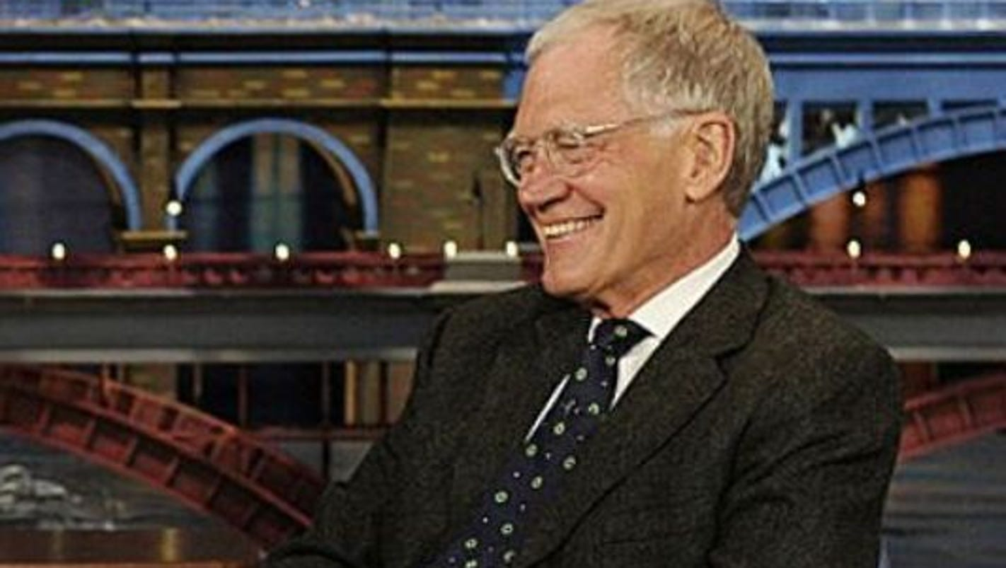david letterman newspaper Late-night funnyman david letterman was late-night legend david letterman's ugly personality no sign up now to start receiving breaking news.