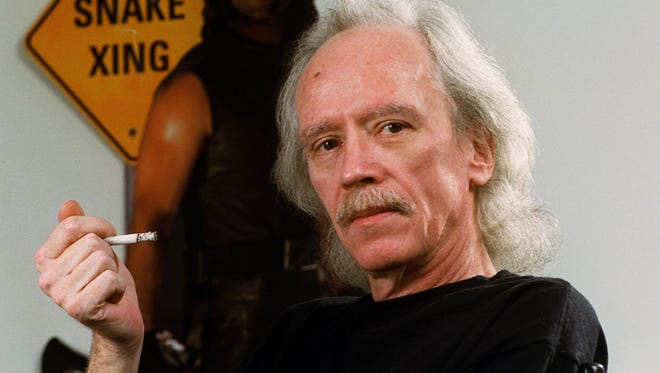 "John Carpenter has spent more than 40 years in Hollywood, but it's ""Halloween"" that cemented his reputation as a master of horror."