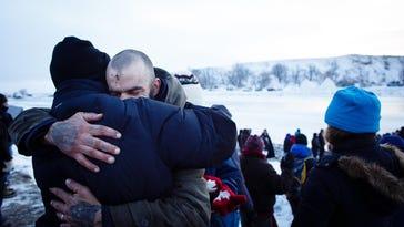 Montana tribes celebrate pipeline decision