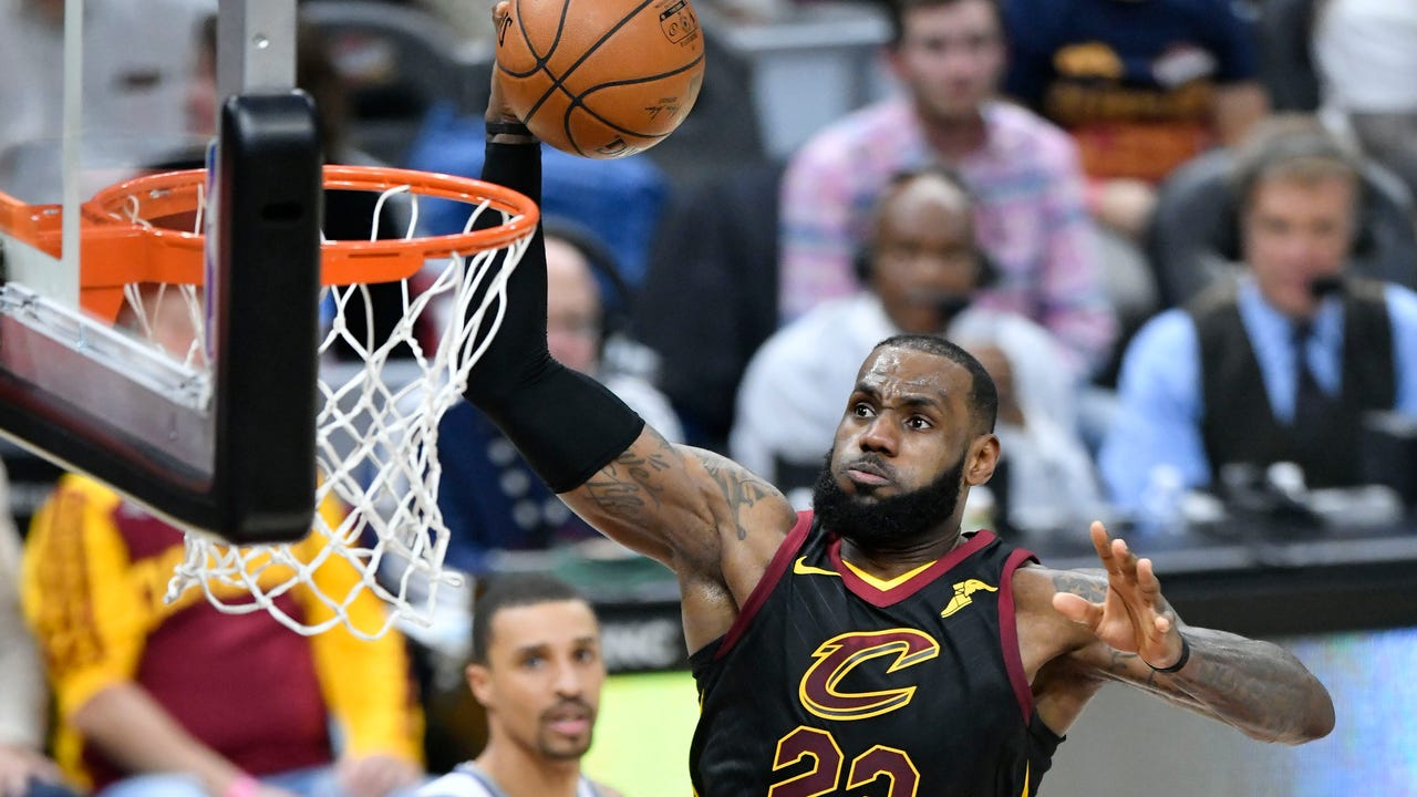 NBA Buzz: LeBron being great shouldn't shock you