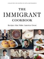 American chefs who are immigrants share their recipes and stories in this book.
