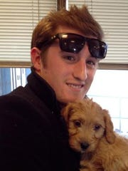 Tyler Keister, 24, died of a heroin overdose in December 2012.