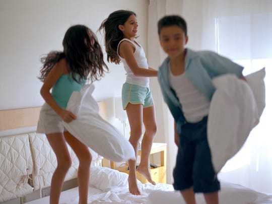 One surprising way to save on a hotel room for your family is to book directly with a hotel instead of using a deal site.