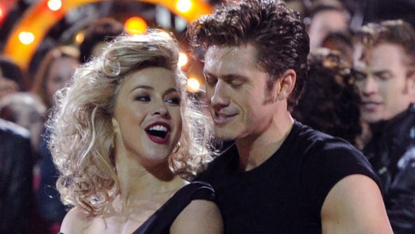 This image released by Fox, Juliane Hough and Aaron