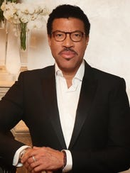 Singer and music producer Lionel Richie is in this