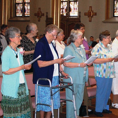Sisters in longtime service: Sisters of St. Francis of Assisi celebrate jubilees of profession