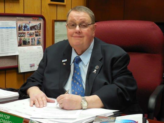 Buena Vista Township Mayor Chuck Chiarello