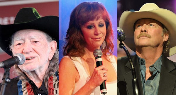 Duke FM will play classic country, including Willie Nelson, Reba McEntire and Alan Jackson.