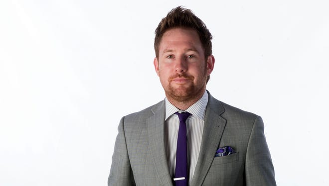 Chris Sylvia, 2017 Knoxville Business Journal 40 Under 40 honoree