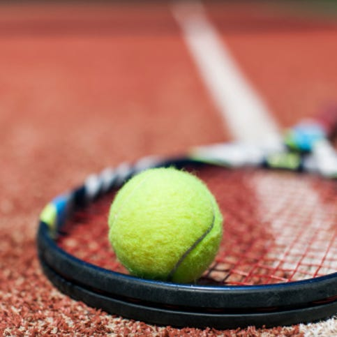 Tull, Clary fall in first round of state tennis