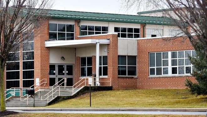 Central York Middle School in Springettsbury Township, Friday, Feb. 16, 2018. Dawn J. Sagert photo