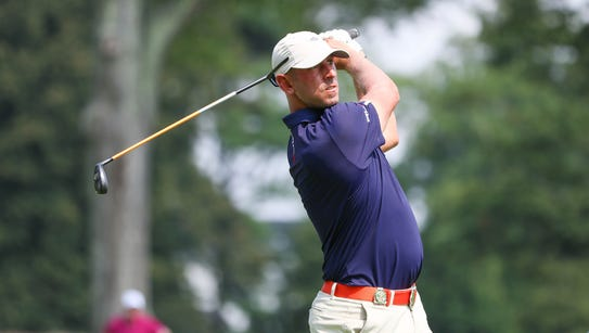 Westchester Country Club assistant Danny Balin is tied
