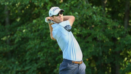 Former MGA player of the year Max Buckley has a share