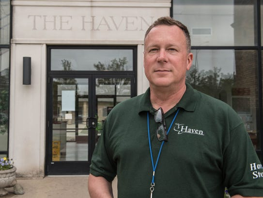 Executive Director of The Haven of Rest Ministries Daniel Jones says the organization will face a $150,000 funding cut in July.