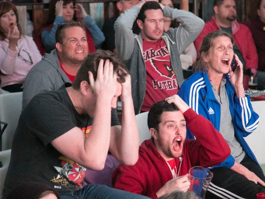 Cardinals fans react to game