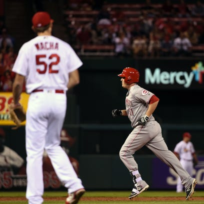 BAR: Are the Reds dooming the Cardinals?