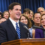 The big sell: How former businessman Ducey is working to win support for teacher-pay plan