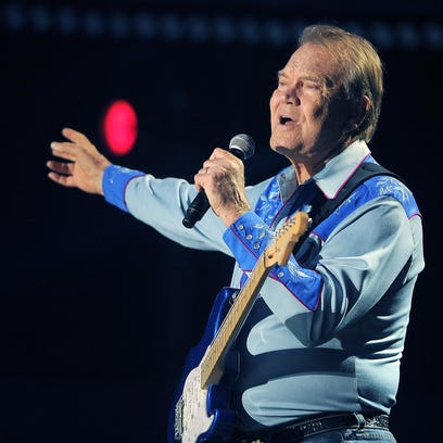 Glen Campbell estate previously valued at $50 million. Latest estimate: $410,000