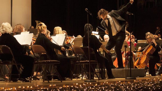 "The Greater Newburgh Symphony Orchestra (GNSO), under the direction of Maestro Russell Ger, will perform  ""Concert of Concertos,"" on Feb. 1 at Mount Saint Mary College in Newburgh."