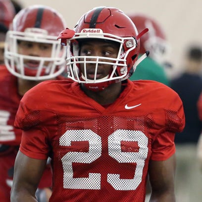 Former Rutgers starting safety Davon Jacobs is transferring