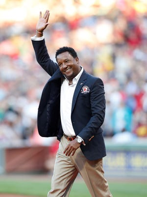 Pedro Martinez hopes he is remembered as more than just a ballplayer.