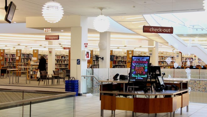 """Herrick District Library will close its doors to patrons beginning Friday, Nov. 27, while it returns to curbside service """"to help slow the spread of COVID-19."""""""
