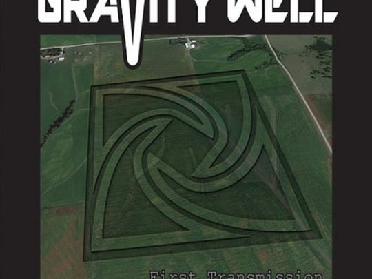 """Gravity Well's debut LP, """"First Transmission,"""" is an"""