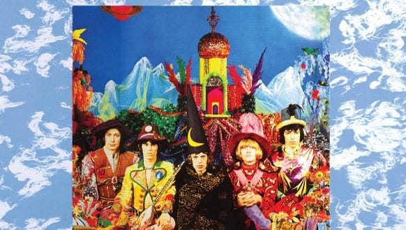 """""""Their Satanic Majesties Request"""" by the Rolling Stones"""