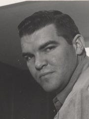 A young Jerry Lackey is seen in this 1967 file photo,