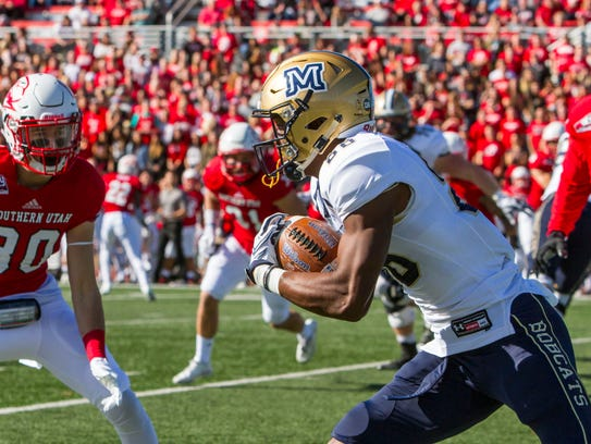 College football: Montana State at Southern Utah in