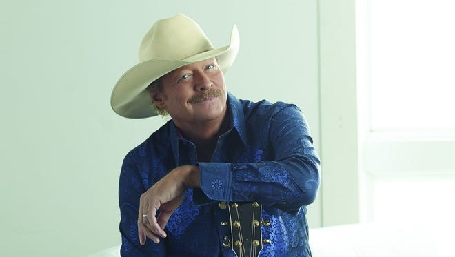 Alan Jackson will perform in January at the Pensacola Bay Center.