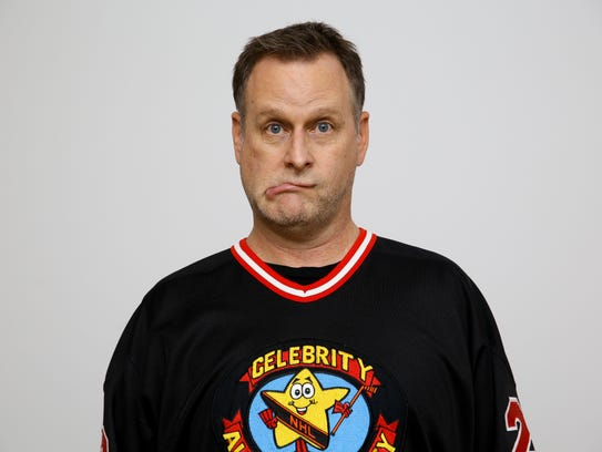 Comedian Dave Coulier joined the Talking Tech Roundtable