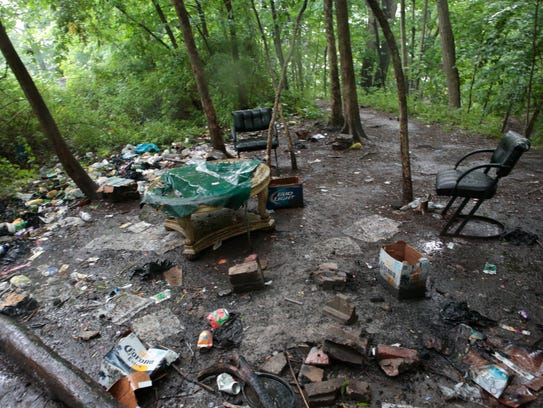More homeless sleeping unsheltered in Rockland