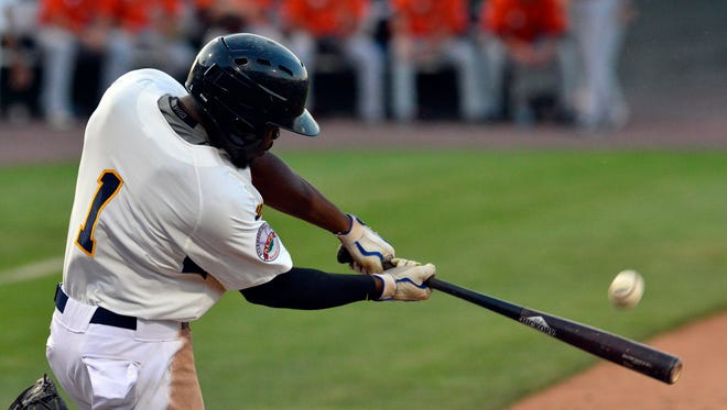 York's Travis Witherspoon scored a run and drove in the winning run on Wednesday night as the Revs edged Southern Maryland, 3-2.