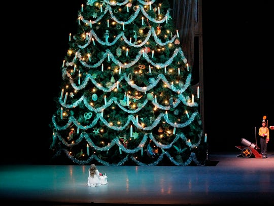"""George Balanchine's The Nutcracker"" will play Nov."