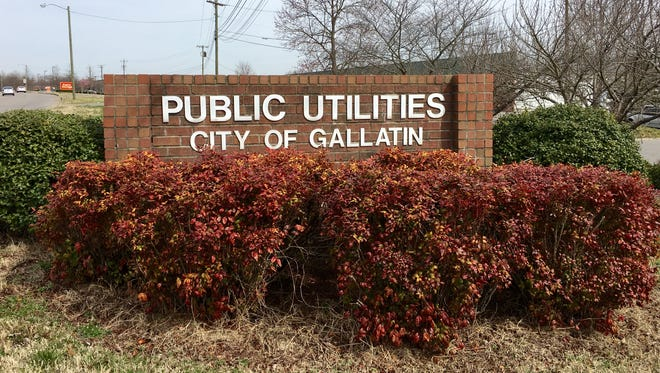 A video of a topless woman was shown to some Gallatin Public Utilities employees during a training class in December.