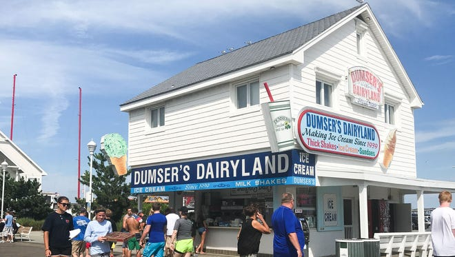 The building that houses Dumser's Dairyland on the boardwalk in Ocean City, Md. was recently involved in a lawsuit filed in Worcester County Circuit Court.