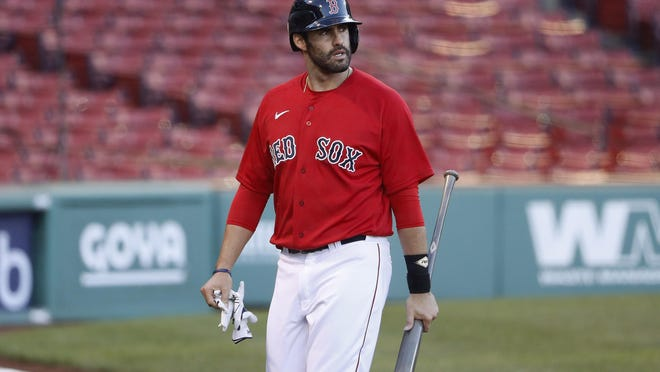 After two terrific seasons in Boston, J.D. Martinez has endured a tough 2020.