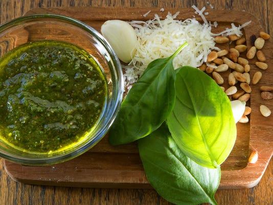The perfection of pesto: a public service announcement