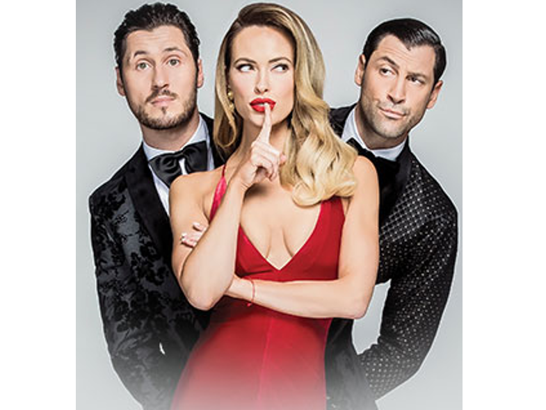 See the trio from Dancing With The Stars at the Murat. Enter to win a pair of tickets 3/19-4/15