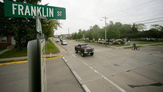 Stevens Point is no longer considering green crosswalks as a way to improve safety at Franklin and Division streets.