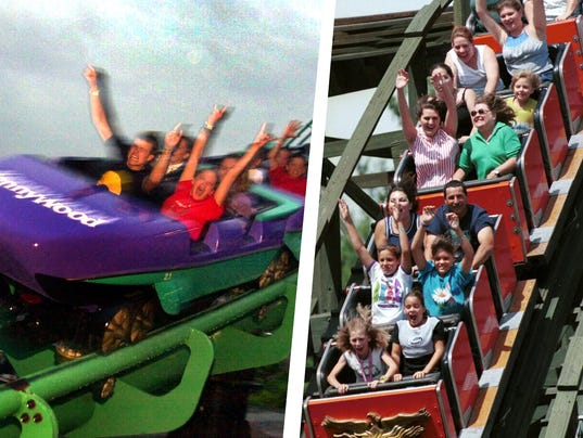 Not for print -- 2 pa roller coasters