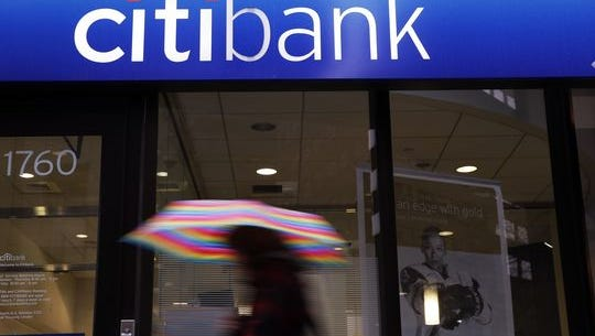 Citi reported earnings less than analysts expected Jan. 15.