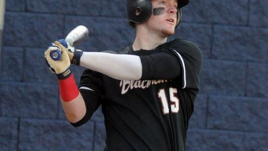 North Buncombe alum Alex Destino is a freshman on South Carolina's baseball team.